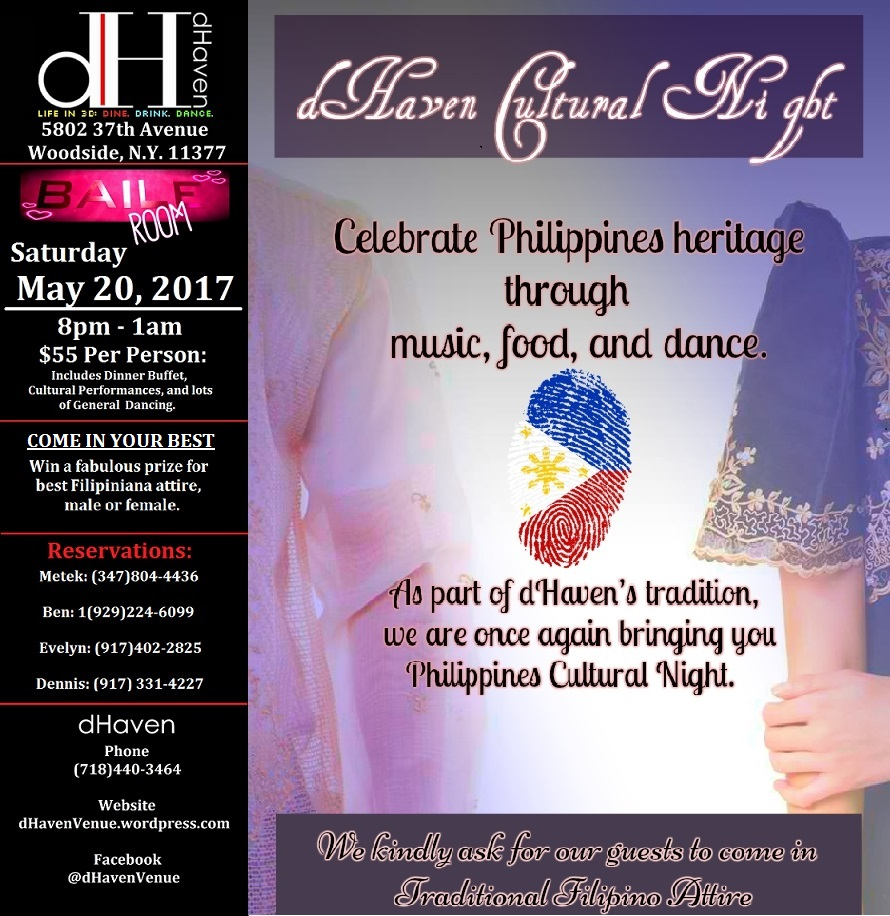 dHaven Cultural Night